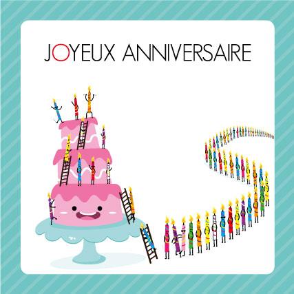 carte-anniversaire-file de bougies-miamots