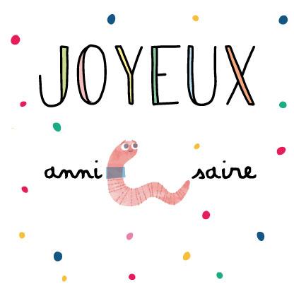 joyeux vers